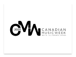 Canada Music Week Midem 2020 Supporting and Media partner