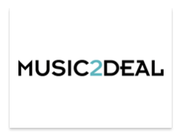 Music2Deal Midem 2020 Supporting and Media partner