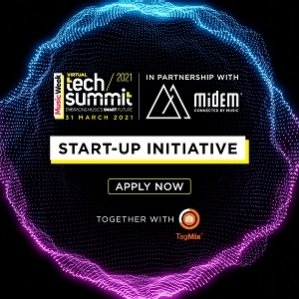 Midem is partnering with Music Week Tech Summit
